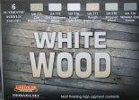 LC-CS38 White Wood  Set (22ml x 6)